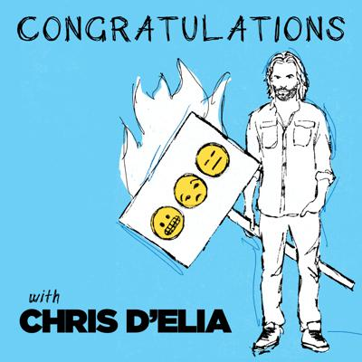 Comedian and actor Chris D'Elia sits down every week to talk about what's on his mind.