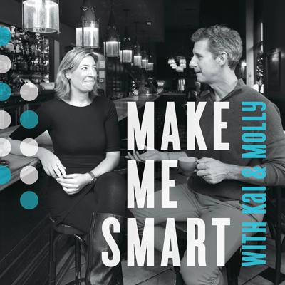 "Hosted by Kai Ryssdal and Molly Wood, ""Make Me Smart with Kai & Molly"" is now a daily news podcast that breaks down the impact of COVID-19 on the economy and the most complex topics of the week. In a time when the world is moving faster than ever, this podcast is where we unpack complex topics, together. Because none of us is as smart as all of us."