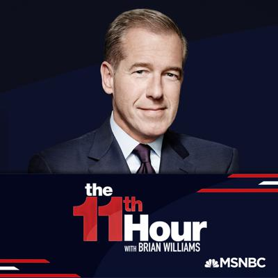 Join Brian Williams as he delivers the latest updates on evolving news stories and places the major political events of the day into context.