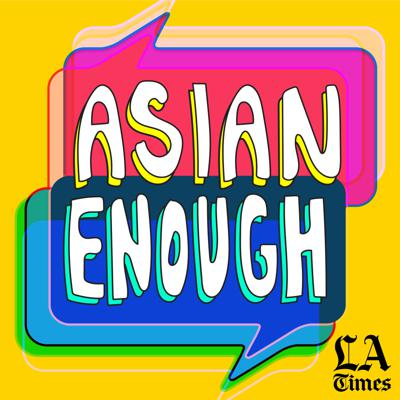 "From the Los Angeles Times, ""Asian Enough"" is a podcast about being Asian American -- the joys, the complications and everything else in between. In each episode, hosts Jen Yamato and Frank Shyong invite celebrity guests to share their personal stories and unpack identity on their own terms. They explore the vast diaspora across cultures, backgrounds and generations, share ""Bad Asian Confessions,"" and try to expand the ways in which being Asian American is defined. The first and second episodes will premiere on March 17 everywhere podcasts are available, with new episodes dropping every Tuesday."