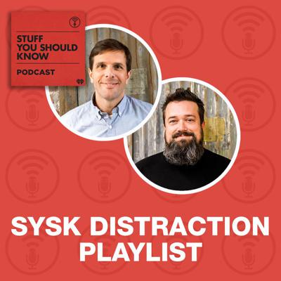 Cover art for SYSK Distraction Playlist: How Jim Henson Worked