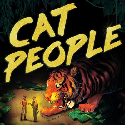 Cover art for Episode 3: Big Cats, Rescued